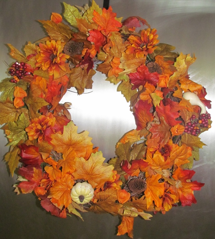 Welcome to Fall Wreath