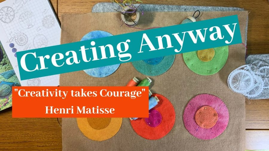 Creating Anyway