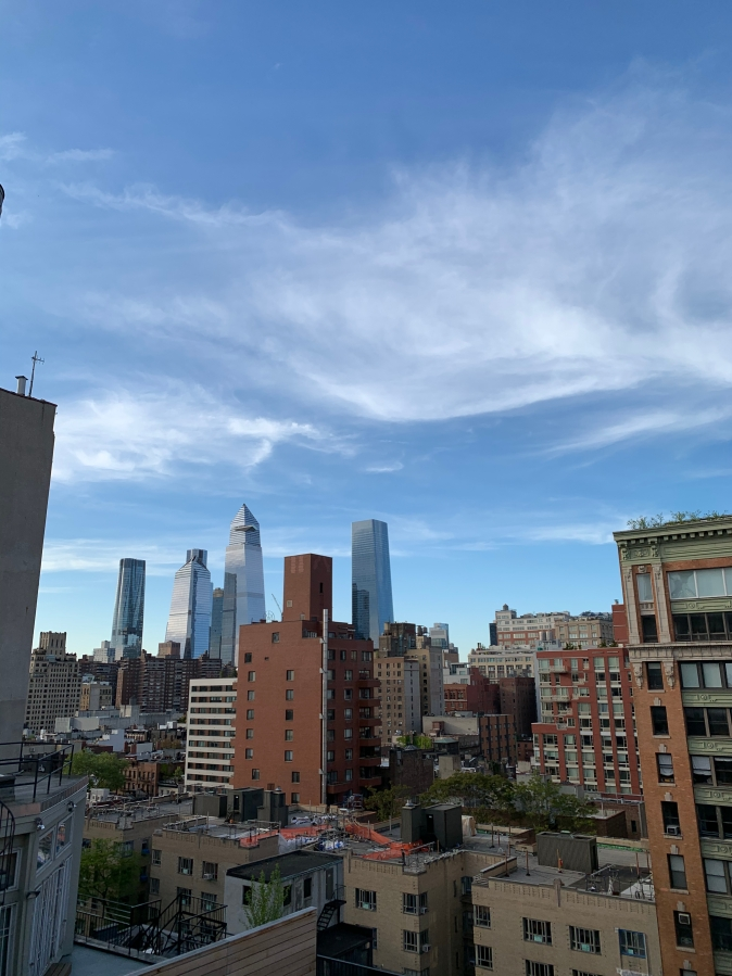 Sleepless In New YorkCity
