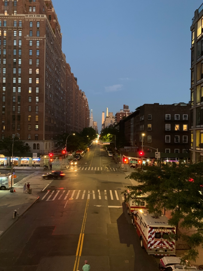 From My Mother, The Highline & A LoveStory