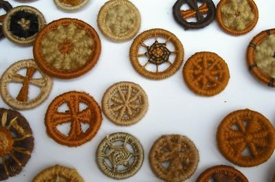 Dorset Buttons: A Little History & A Lot of Fun