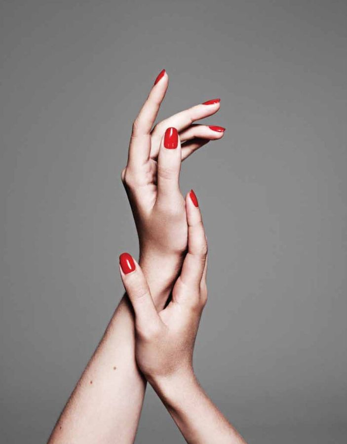 Hand Model? No.