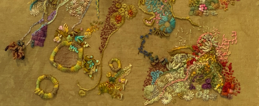 New: Improvisational Stitching Workshop!